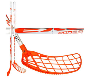 Exel P80 2.9 white round MB Floorbal stick