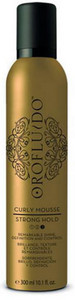 Revlon Professional Orofluido Curly Mousse Strong Hold 300ml