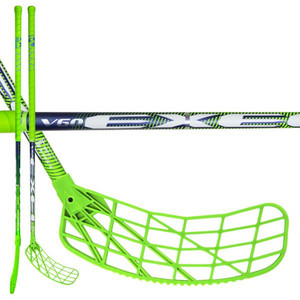 Exel V60 Green 2.6 Round Floorball stick