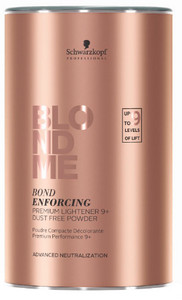 Schwarzkopf Professional BlondME Premium Bond Enforcing Lift 9+