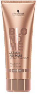 Schwarzkopf Professional BlondME Keratin Restore Bonding Conditioner posilujicí kondicionér pro blond vlasy