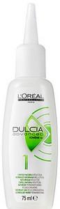 Trvalá ondulace LOREAL DULCIA Advanced 75ml 1 - normální přírodní vlasy