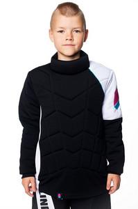 Brankářský dres Blindsave `15 140 cm černá / bílá