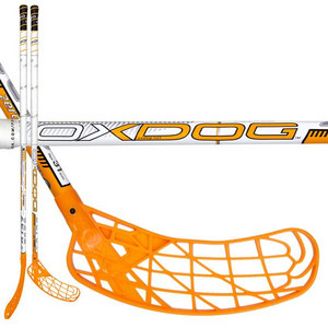 OxDog ZERO 31 orange 96 OVAL Floorball Schläger