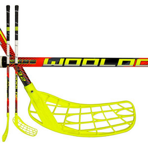 Wooloc WINNER 3.2 red '16 Floorball stick