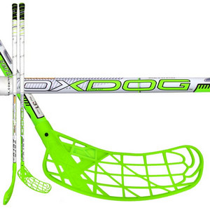 OxDog ZERO 31 green ROUND '16 Floorball stick