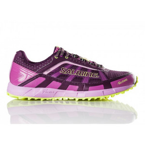 Salming Trail T3 Shoe Women Dark Orchid/Azalea Pink running shoes