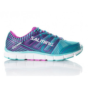 Salming Miles Shoe Women Ceramic Green/Azalea Pink running shoes