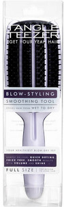Kartáč pro foukání dlouhých vlasů TANGLE TEEZER Full Paddle Brush Bílo-černá