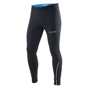 Salming Run Wind Tights Men Black pants