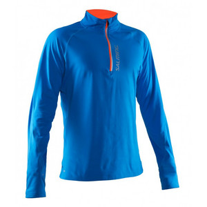 Salming Run Halfzip LS Tee Men Mikina
