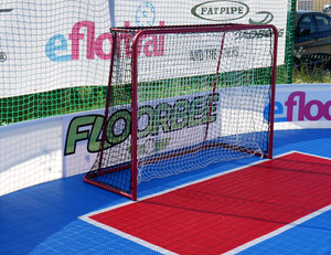 Goal Unihoc 160x115 without nets with the IFF certification `15