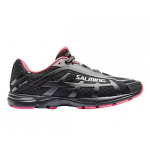 Salming Distance D4 Shoe Women Black running shoes