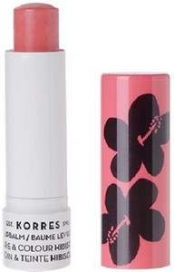 Korres Lipbalm Care and Colour Hibiscus Stick 5ml