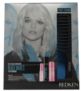 Redken Pillow Proof Texturized Waves Kit