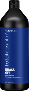 Matrix Total Results Brass Off Shampoo 1l