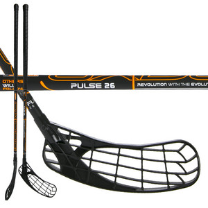 OxDog PULSE 26 BK 103 ROUND Floorball stick