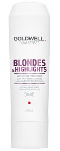 Goldwell Dualsenses Blondes & Highlights Anti-Yellow Conditioner kondicionér pro studené blond vlasy