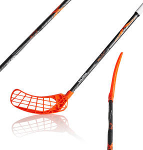 Salming Q2 X-shaft KickZone RS Edt Florbalová hokejka