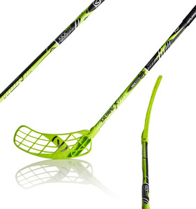 Salming Q5 X-shaft KickZone Floorball Stick