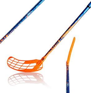 Salming Quest Oval Fusion Floorball Stick