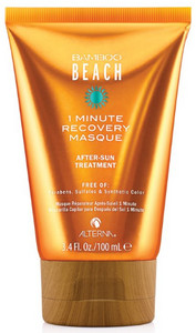 Alterna Bamboo Beach 1 Minute Recovery Masque Afrer-Sun Treatment