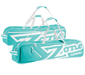 Zone floorball DIRTBAG light turquoise Toolbag