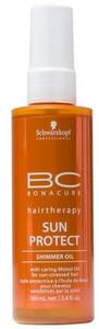 Schwarzkopf Professional BC Bonacure Sun Protect Shimmer Oil Spray 100ml