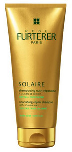 Rene Furterer Solaire Nourishing Repair Shampoo 200ml