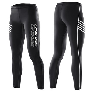 Unihoc COMPRESSION TIGHTS FULL Kompresné nohavice