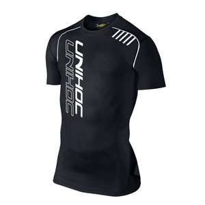 Unihoc Compression shirt shortsleeve Kompresné triko