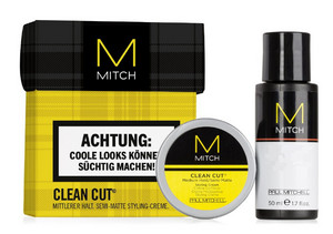 Paul Mitchell Mitch Clean Cut Mini Set