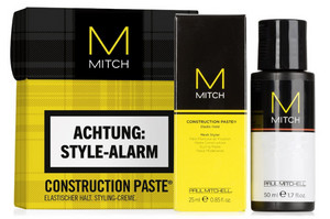 Paul Mitchell Mitch Construction Paste Mini Set