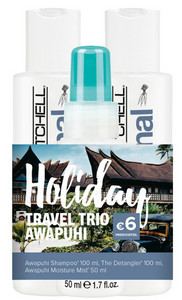 Paul Mitchell Original Holiday Travel Trio Awapuhi