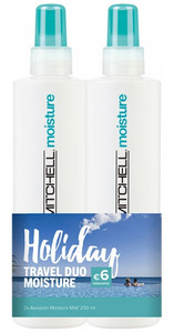 Paul Mitchell Moisture Holiday Travel Duo Moisture