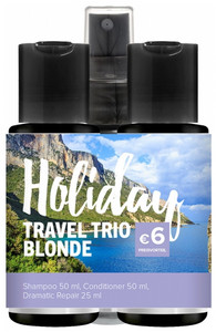Paul Mitchell Blonde Holiday Travel Trio Blonde