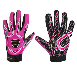 OxDog TOUR GOALIE GLOVES PINK Bránkarské rukavice