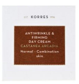 Korres Castanea Aercadia Day Cream for Normal to Combination Skin 40ml