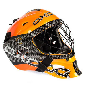 OxDog TOUR HELMET SR FLAME ORANGE Bránkarska maska