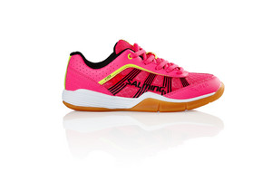 Salming Viper Kid Pink Glo Indoor shoes
