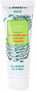 Korres Green Clay Deep Cleansing Mask