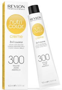 Revlon Professional Nutri Color Creme NEW 100ml 300 žlutá