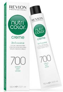 Revlon Professional Nutri Color Creme 100ml, 700 zelená