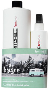 Paul Mitchell Firm Style Refill plus Shine Super Spray
