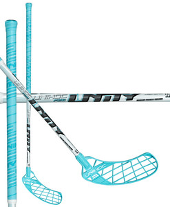 Unihoc UNITY 26 turquoise/white Floorbal stick