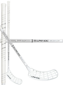 Unihoc EPIC Top Light II 26 white/silver Florbalová hokejka