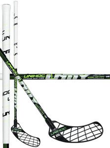 Unihoc UNITY Curve 3.0º STL 26 black/white Floorbal stick