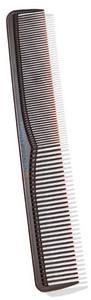 MoroccanOil Carbon Styling Comb Černá, 17,8 cm