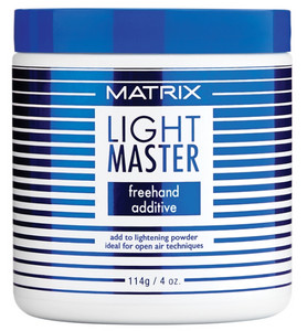 Matrix Light Master Freehand Additive práškové aditivum do zesvětlujicího pudru