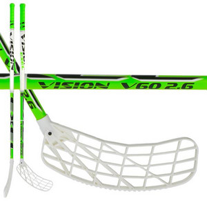 Exel V60 GREEN 2.6 101 OVAL MB Floorball schläger